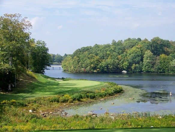 Lake of Isles South Course at the Foxwoods Casino